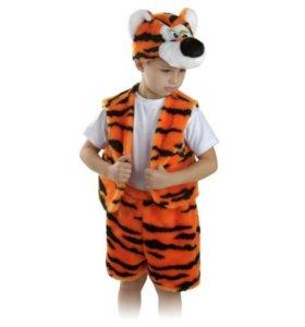 Костюм тигренка.