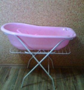 Ванночка с подставкой