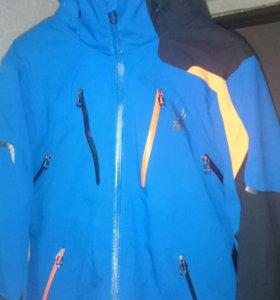 Куртка горнолыжная Spyder, б/у