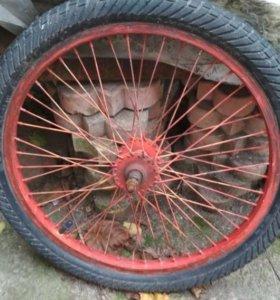Срочно колесо от бмх