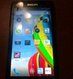 Продам Philips Xenium W6500.На запчасти.