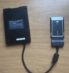 Адаптер для дискет Sony FA-P1