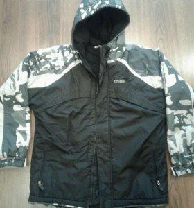 Куртка на подростка рост 146- 158 см
