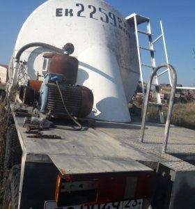 Прицеп цементовоз