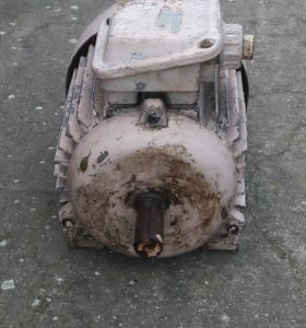 Электромотор 1.1кв 1500 об
