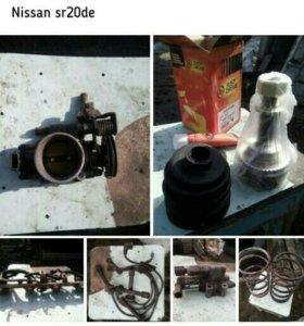 nissan sr20de