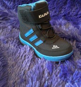 Детские ботиночки новые