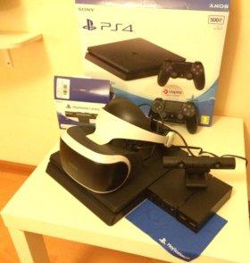 PlayStation 4 + PS VR