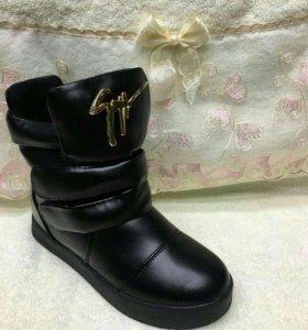 Ботинки женские 41 размер