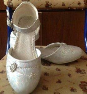 Праздничные туфли, размер 26