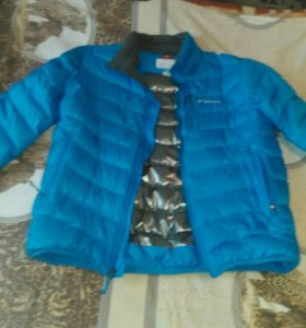 Куртка зимняя Каламбия.