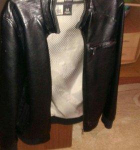 Куртка экокожа отличного качества