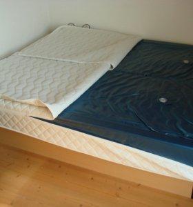 Кровать 180х200 водянная