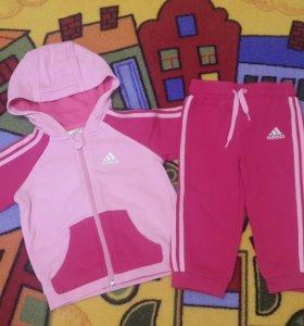 Спортивный костюм Adidas 80 оригинал