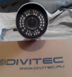 Видеокамера внешняя divitec DT-AC1010BVF-I4