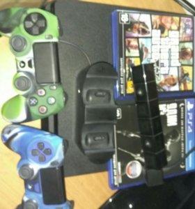 Продам PS4 Slim