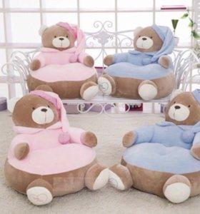 Детские Кресла Мишки новые