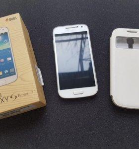 Samsung S4 mini GT-I9192 duos.