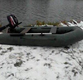Лодка пвх + мотор