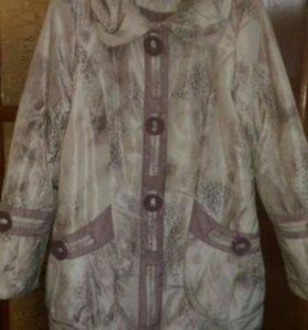 Куртка женская, р. 52-54