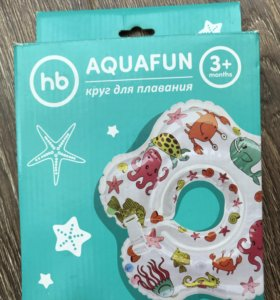 Круг для плавания на шею младенцев
