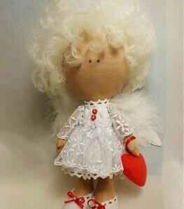 Сшейте куклу своими руками - набор для шитья