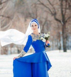 Платье на никах на прокат