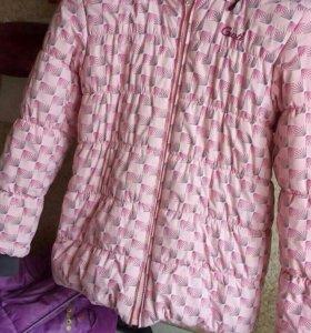 Куртка Gucti для девочки 152