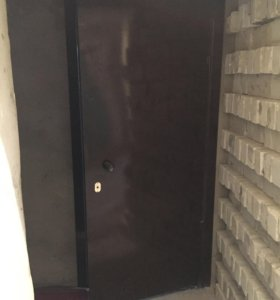 Дверь 🚪 железная