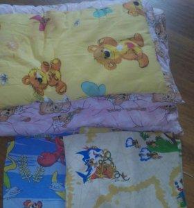 Для детской кроватки