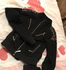Куртка из Denny rose , кашемир