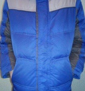 Куртка зимняя Для Мальчика Рост 116-122