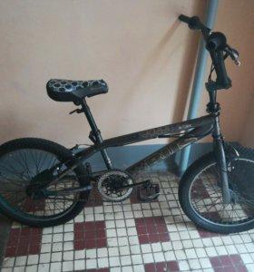 Велосипед BMX, трюковой