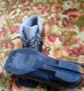 Ботинки лыжные CROSS 36 р-р.