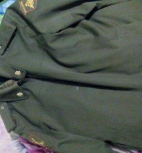 Куртка офисная