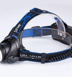 Налобный фонарь XM-L T6 LED HeadLight