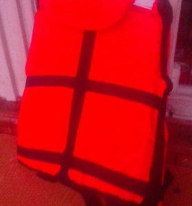 Спасательный жилет подростковый.