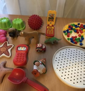 игрушки формочки мозаика