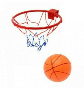 """Набор игровой """"Баскетбол"""". Новый."""