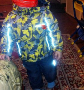 Детский костюм. Фирма крокид