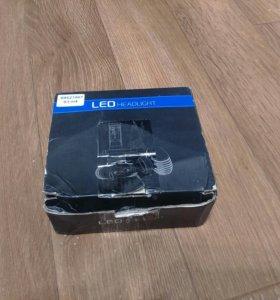 Светодиодные лампы h4 led