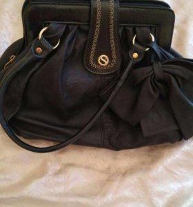 Новая женская сумка (кожа)