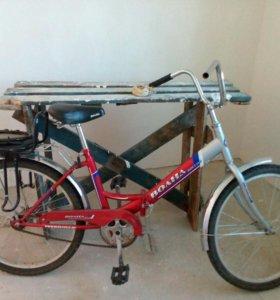 Велосипед Волна