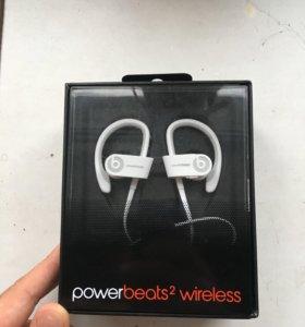 Беспроводные наушники Powerbeats wireless