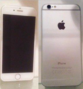 iPhone 6, 64 GB silver