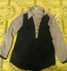 Рубашка для беременных,44-46 размер