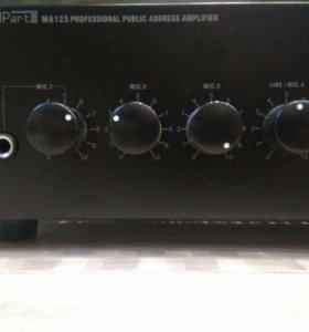 Микшер-усилитель APart MA125