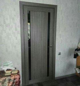 Двери межкомнатные ЛЮКС