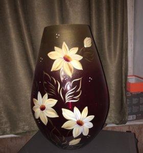 Большая ваза для цветов!!!