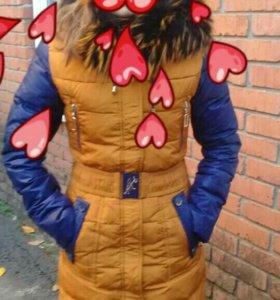Отдам даром Куртка зимняя женская 2 шт.